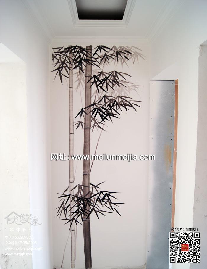 彩绘墙体,天津手绘,墙体绘画,餐厅墙绘,手绘墙壁画,手绘,墙上彩绘