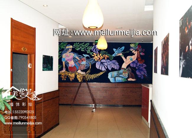 天津墙绘公司