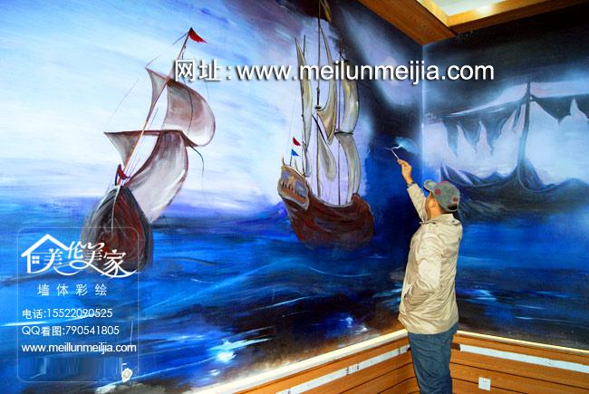 天津墙体彩绘,天津墙绘,天津手绘墙,墙绘,墙面彩绘,手绘墙,彩绘,天津彩绘,天津墙面彩绘,