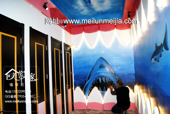 根据家庭装修风格确定墙体彩绘的范畴-新闻中心