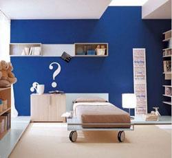 卧室墙体彩绘墙绘素材_手绘墙图片_墙体彩绘效果图