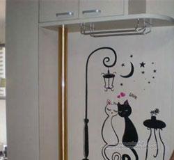 影视墙幼儿园墙体彩绘沙发背景墙效果图创意手绘墙
